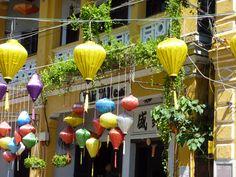 Die malerische Küstenstadt Hoi An liegt direkt am südchinesischen Meer, in Zentralvietnam.
