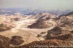 Richtersveld Landscape with fog rolling in from the Atlantic Ocean. South Africa Wildlife, Sa Tourism, Succulent Species, All About Africa, Desert Mountains, Eternal Sunshine, My Land, Atlantic Ocean, Countries Of The World