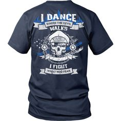 Police & LEO I Fight What You Fear Shirts