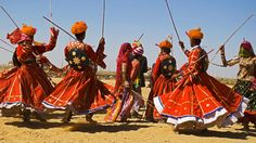 To keep the royal heritage and culture of the state intact, the 3 days long desert festival is held every year at Jaisalmer in the month of February. Thronged by people from different parts of the country as well as from foreign lands this annual festival has earned a good reputation among the tourists and travelers of different ages, languages, castes and religion.