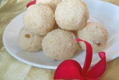 Instant Coconut Laddoo Or Sweet Ball Recipe