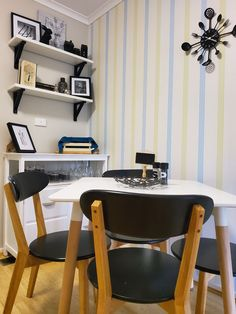 You can dine inside or out at Ferny Hill Retreat. This modern dining setting is in the kitchen. Holiday Apartments, Dining Area, Emerald, Bed, Modern, Kitchen, Table, Furniture, Home Decor