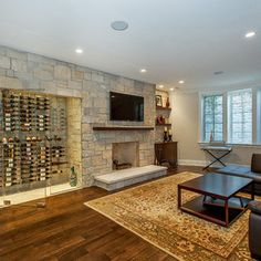 Small Wine Cellar Design Ideas, Pictures, Remodel, and Decor - page 5
