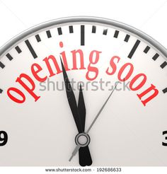 OPENING SOON Stock Photos, Images, & Pictures | Shutterstock