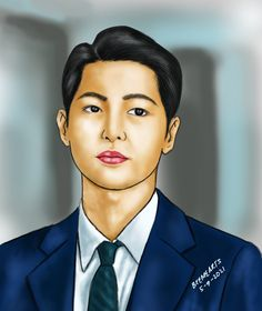 Song Joong-ki is a South Korean actor. He rose to fame in the historical coming-of-age drama Sungkyunkwan Scandal and the variety show Running Man as one of the original cast members. Sungkyunkwan Scandal, Originals Cast, Celebrity Drawings, Cast Member, Song Joong Ki, Running Man, Coming Of Age, Korean Actors, Drama