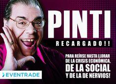 Enrique Pinti en el Teatro Vera