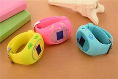 UPro P5 GPS WIFI Smart Intelligent Kids Watch Tracking ...