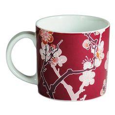Ink Dish - Cherry Ink Mug ($14) ❤ liked on Polyvore