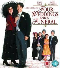Cztery wesela i pogrzeb (1994)