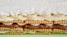 Hrnkový chléb téměř bez práce – RECETIMA Czech Recipes, Croatian Recipes, Cakes And More, Graham Crackers, Creative Food, No Bake Cake, Sweet Recipes, Delish, Sweet Tooth