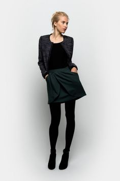 NAF NAF - Skirt Winter Collection 12 | Official Online Store
