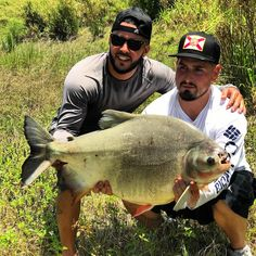 TBT to when I caught this 40 plus lb Pacu w  Definitely a  Trophy  fish for Miam... - https://northeast.skifflife.com/90741/tbt-to-when-i-caught-this-40-plus-lb-pacu-w-definitely-a-trophy-fish-for-miam/