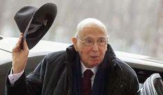 Chaos: Le dimissioni del presidente Napolitano