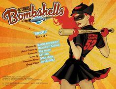 DC Comics: Bombshells - Read DC Comics: Bombshells Issue Page 2 Hawkgirl, Batwoman, Dc Comics, Female Hero, Black Canary, Power Girl, Comic Books Art, Book Art, Supergirl