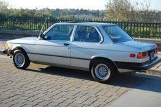 1980 BMW 320i. I miss mine! Wish I never sold this car - it was the best!