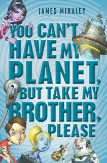 Middle Grade Sci-Fi book