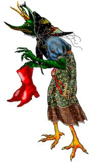 Kikimora - slavic mythology