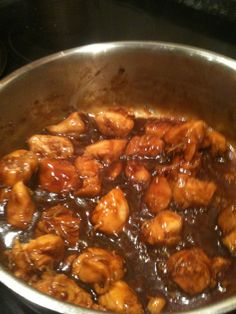 Bourbon Street Chicken  - The first protein I look for at Golden Corral.