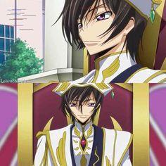 Lelouch the emperor 🔥  Follow me @lelouch.anime 🌸  #onepiece #lightyagami #lelouch #attackontitan #anime #myheroacademia #evangelion #memes #yagami #suzaku #vampireknight #codegeassscc #swordartonline #animes #bleachanime #codegeass #deathnote #lelouchlamperouge #waifus #コードギアス Lelouch Lamperouge, Light Yagami, Code Geass, Bleach Anime, Vampire Knight, Death Note, Sword Art Online, Emperor, Attack On Titan