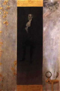 Early Works / Hofburgschauspieler Josef Lewinsky als Carlos 1895