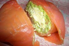 Ballotin saumon fumé avocat et fromage frais - Recette de Rose !, Recette de Ballotin saumon fumé avocat et fromage frais - Recette de Rose ! par Soizicake