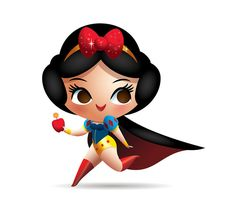 Wonderful Snow White by Jerrod Maruyama, via Flickr