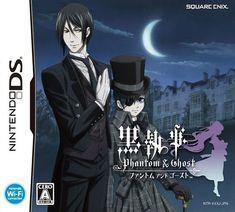 Visionneuse d'images du jeu Kuroshitsuji Phantom & Ghost - DS sur Jeuxvideo.com