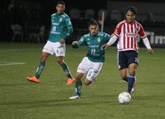 CHIVAS CAE EN AMISTOSO ANTE LEÓN Los goles de la victoria del conjunto de  Guanajuato fueron db618d565ea