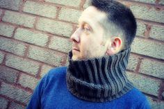 The Hubby Cowl crochet for men free crochet pattern leasowes view blog