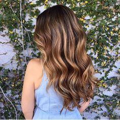 Just beautiful brunette. Color by @chrisgreenehair  #hair #haircolor #hairenvy #brunette #highlights #newandnow #inspiration #maneinterest