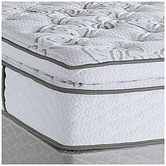 Serta 174 Perfect Sleeper 174 Hampton Bay Super Pillowtop Queen