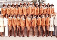 Southwest Airlines flight attendants   Class of 1977   @Morgan Haun