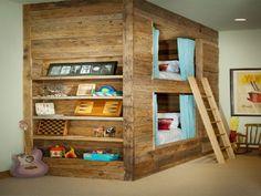 Wooden-Bunk-Beds-for-Kids-by-Slifer-Designs