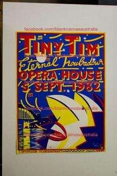 Tiny Tim Poster