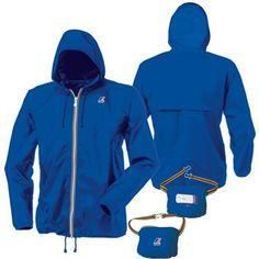K-Way Full Zip Mens Jacket. Great staff gift!