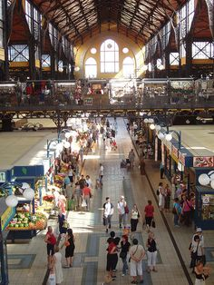 """Budapest, Hungary Central Market. Amazing people, """"stuff"""" and FOOD!"""