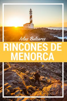 Mis rincones favoritos de Menorca Travel Around The World, Around The Worlds, Places To Travel, Places To Visit, Balearic Islands, Travel Agency, Ibiza, Spain, Journey