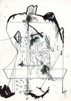 Hélène Jeudy #drawing