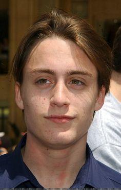 Kieran Culkin. August 2002