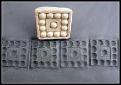 Resultat d'imatges de hacer sellos ceramica