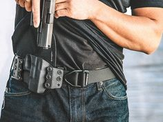Go-anywhere concealed carry holsters to keep your handgun at the ready 24/7.