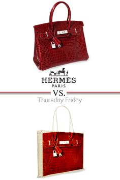 thursday friday hermes bag