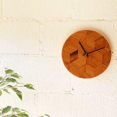 Modern Wall clock, Mid Century Clock, Living Room, Retro, Rustic, Wooden, Unique Clocks