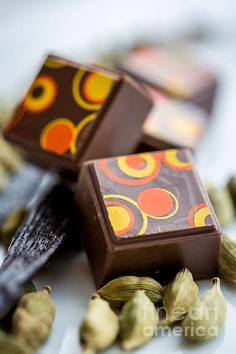Spiced Chocolate- By Sabine Edrissis
