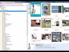 Studio-Scrap 4 : Premiers pas pour créer votre livre photo