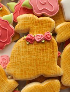 Burlap Easter Bunny Cookies_Sweetsugarbelle