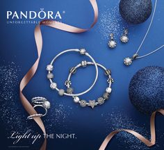 Pandora Holiday Collection @ Rost Jewelers