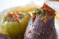 Patlıcan ve Biber Dolması - Rice and Minced Meat Stuffed Bell Pepper & Eggplant #patlican #biber #dolma #rice #minced #meat #mincedmeat #stuffed #pepper #eggplant #turkishkitchen #food #meal #dinner #turkishcuisine #turkishdishes #turkishkitchen #food #meal #dinner #cooking #cookbook #foodblog #cookingblog For more info: www.oilyboily.com Thanks for your interest!