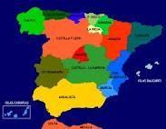 Mapa de España -