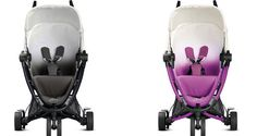 Quinny Zapp Xtra 2 Stroller In Violet Syrup Almost Makes